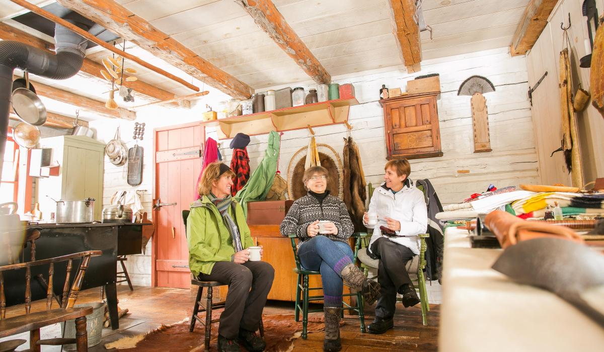 Discover a fascinating piece of Canada's history  - the fur trade