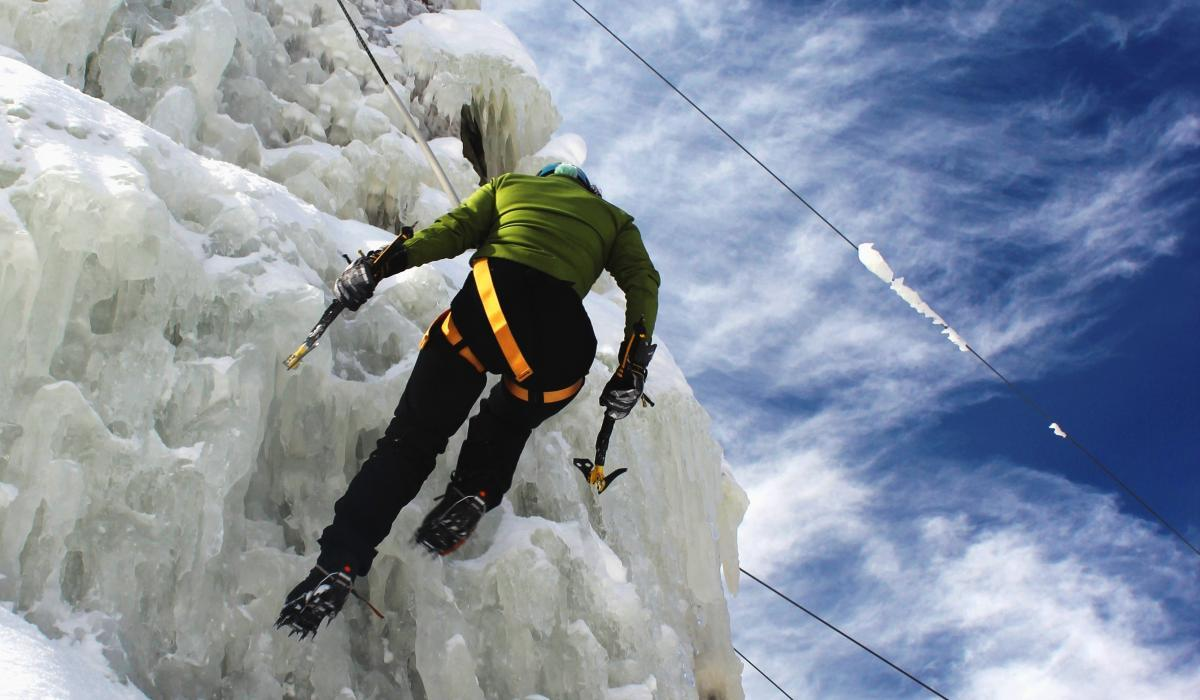 Adventure, ice, explore, winter, camp, sports, climbing