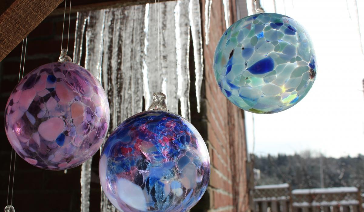 Examples of what you can make with glass at Artech Studio