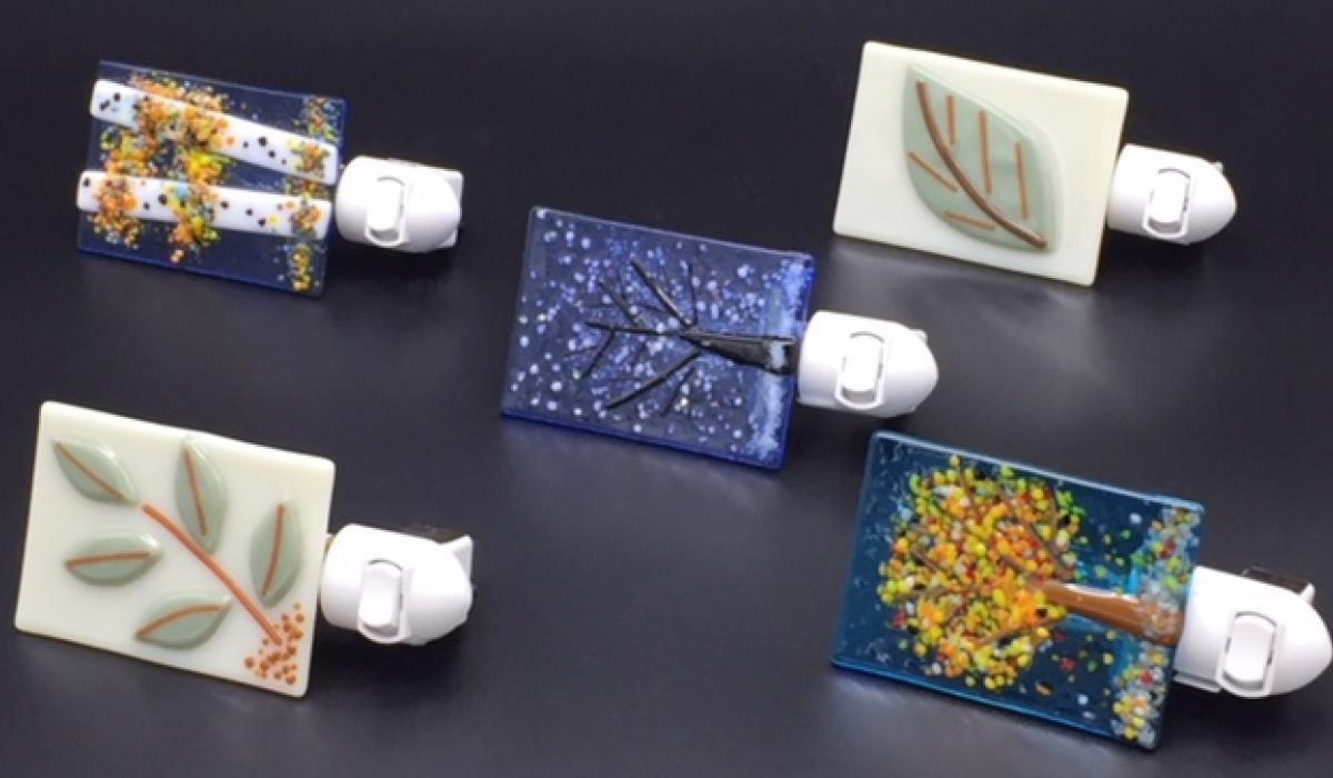 art, Haliburton, glass art, creativity
