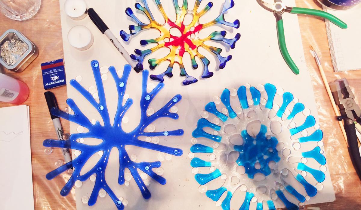 glass, art, create, Haliburton