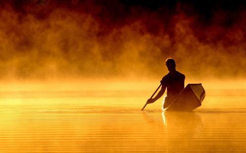 Canoe, Canadian, Adventure