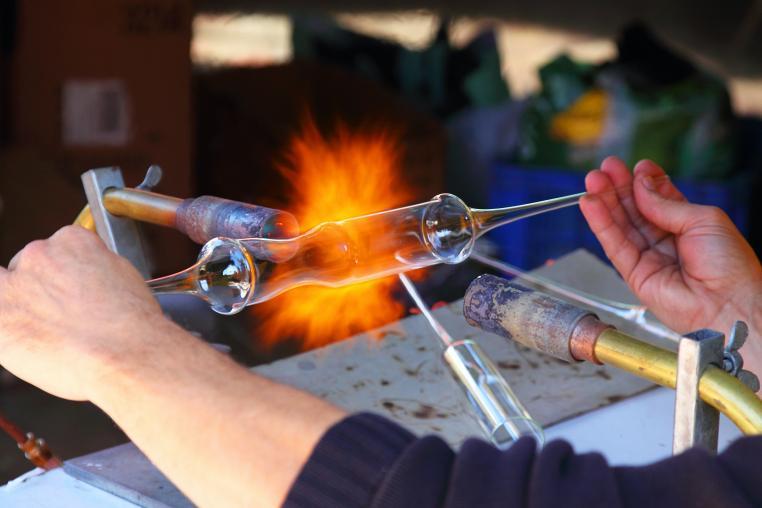 flame work, creative arts